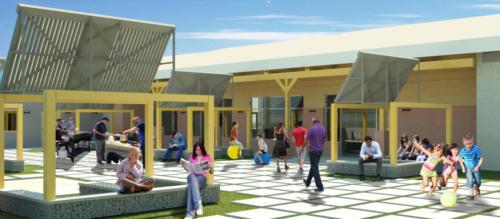 Green-House-Courtyard